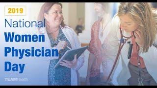Happy National Women Physician Day!
