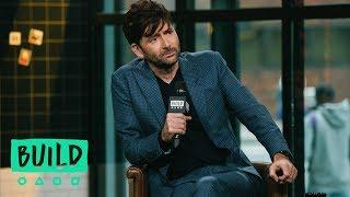 """David Tennant's Initial Reaction To Hearing Jodie Whittaker Being Casted As The First Female """"Doctor"""