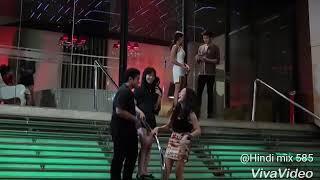 Dekhte dekhte female version  heart touching Korean mix ????u prince series handsome cowboy hindi mi