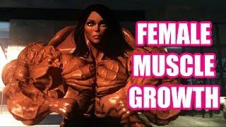 Female Muscle Growth Story: The Evolution of Ms. Soul
