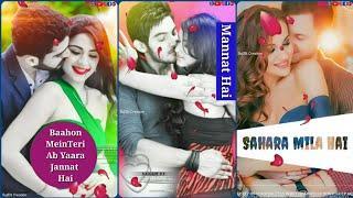 Love Female Version ???? Unplugged Cover ???? Full Screen WhatsApp Status Video ????
