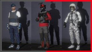 GTA 5 *OUTFIT TRANSFER* EVEN MORE MODDED OUTFITS - TUTORIAL