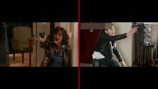 Female Possession  Version US vs remake