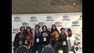 The All-Female Show Runners' Panel / WonderCon 2018