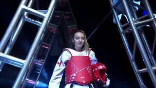 Semifinal Female -57 kg | Jade Jones (GBR) vs Skylar Park (CAN)