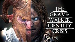 Shadow of War: Middle Earth™ Unique Orc Encounter & Quotes #301 THE GRAVEWALKER URUK (EXT. VER)