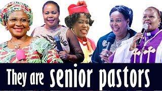 Women senior pastors of Megachurches, Female pastor in Africa