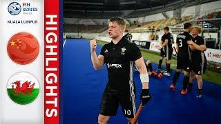 China v Wales | Men's FIH Series Finals Highlights