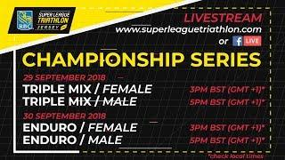Super League Triathlon Championship Series: Jersey | Triple Mix