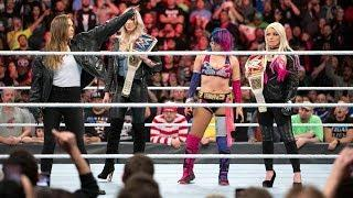 WWE Royal Rumble 2018: Asuka won the first ever Women's Royal Rumble Match; Ronda Rousey arrived