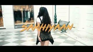 Sakhiyaan || Maninder Butter || Female Cover || urvashi kiran Sharma || Soul of Strings records ||