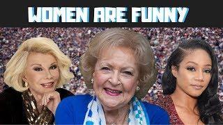 10 Funniest Female Comics
