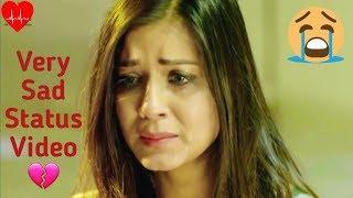 Sad WhatsApp Status Video | Heart Touching WhatsApp Status Songs Female Version