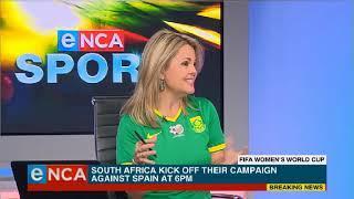 The FIFA Women's World Cup kicked off last night