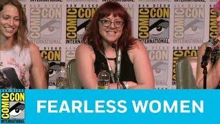 Fearless Female Writers Panel | San Diego Comic-Con 2018