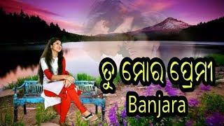 Latest Odia song whatsapp status video | Female version | Tu mora premi banjara | Open Ur Heart