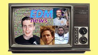 EDM News: Skrillex new ID, Datsik drama, RL Grime + Ekali mental health issues, Getter album