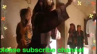 Balochi female dancing show
