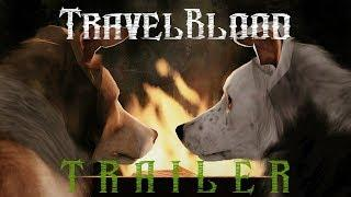 ''TravelBlood'' | A sims 3 Dogs Story | TRAILER