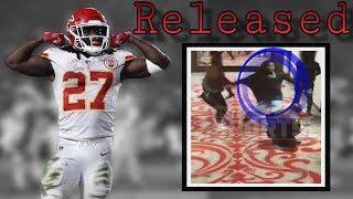 Kansas City Chiefs Release Star RB Kareem Hunt after leaked video
