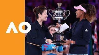 Full ceremony: Women's Singles Final | Australian Open 2019