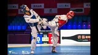 Female  67kg Round of 16 | Li Chien CHANG (TPE)VS  Yunyun Shan (CHN)