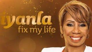 Iyanla Fix My Life S6 Ep16 Female Felons & Tamar