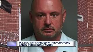 Troy jail doctor charged with criminal sexual conduct with 3 female inmates