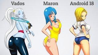 20 Prettiest Dragon Ball Female Characters