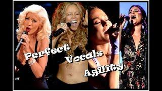 Perfect Vocals Agility By Female Singers