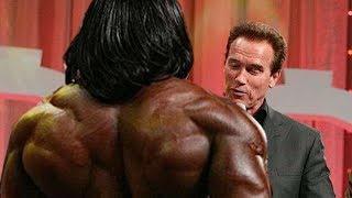 Top 5 Women Who Are Bigger Than Arnold Schwarzenegger