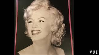 Male vs female anatomy using Marilyn Monroe