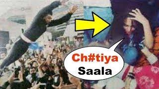 Ranveer Singh DIVE Injures Female Fan | WATCH VIDEO