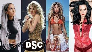 Most viewed music videos by female artists on youtube  #1