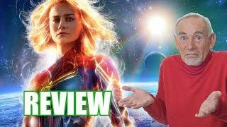 No BS Review - Captain Marvel (From A Woman)