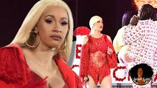 Offset STEALS Cardi B's Moment As The First Female To Headline The WORLD'S BIGGEST Hip Hop Festival