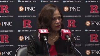 Women's Basketball Postgame Press Conference - CCSU