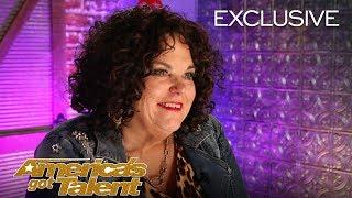 Vicki Barbolak Opens Up About Being A Female In Comedy - America's Got Talent 2018