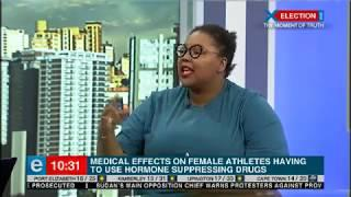 Medical effects on female athletes