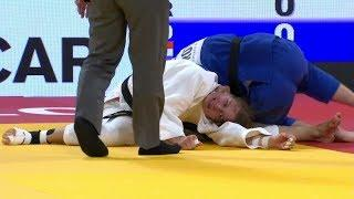 female judo choke out 73