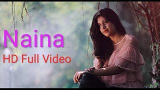 Naina Song - Dangal | Unplugged Video Song Female version | Simran Sehgal