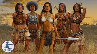 Top 5 Strongest Female African Warriors