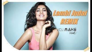 Lambi Judai (Female Version) – Animated Video | DJ Amit Remix & VDJ Mahe