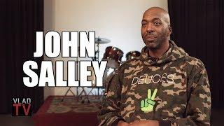 John Salley on Female Co-Worker Falsely Accusing Him of Exposing Himself (Part 9)