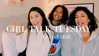 Girl Talk Tuesday Ep.1 | Alexandra Bevan