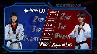 Final | Women -57kg | Ah-Reum LEE (KOR) VS Zongshi LUO (CHN)