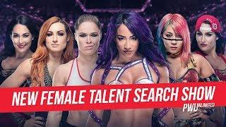 WWE Announces New Female Talent Search Reality Show