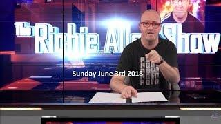 Sunday View On richieallen.co.uk For Sunday June 3rd 2018