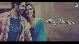 Duniya || Lukka Chuppi || female version romantic love whatsapp status video|| by whatsapp status VY