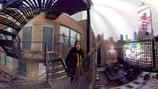 US Fencer Ibtihaj Muhammad's career in 360° VR   The Female Planet   Episode 4